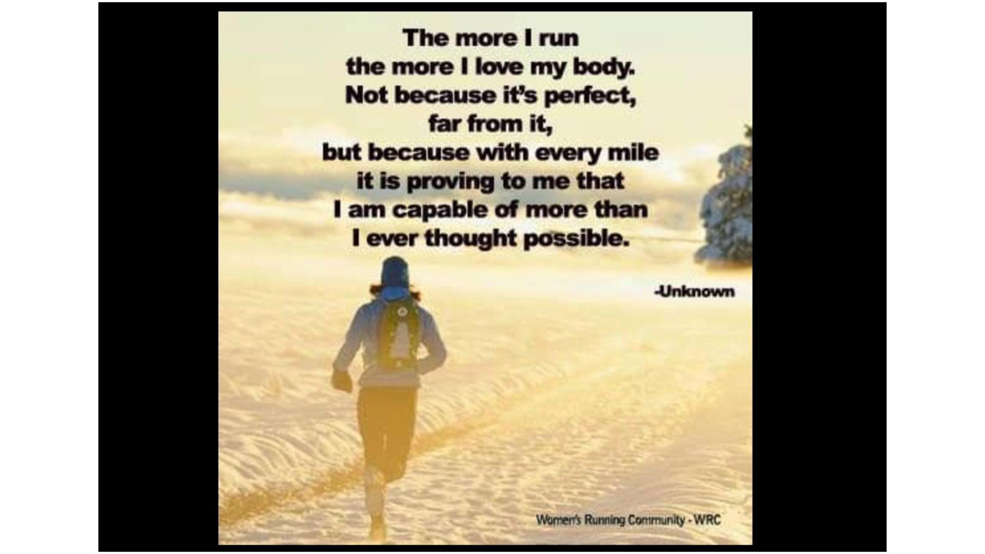 Juoksu ja keho