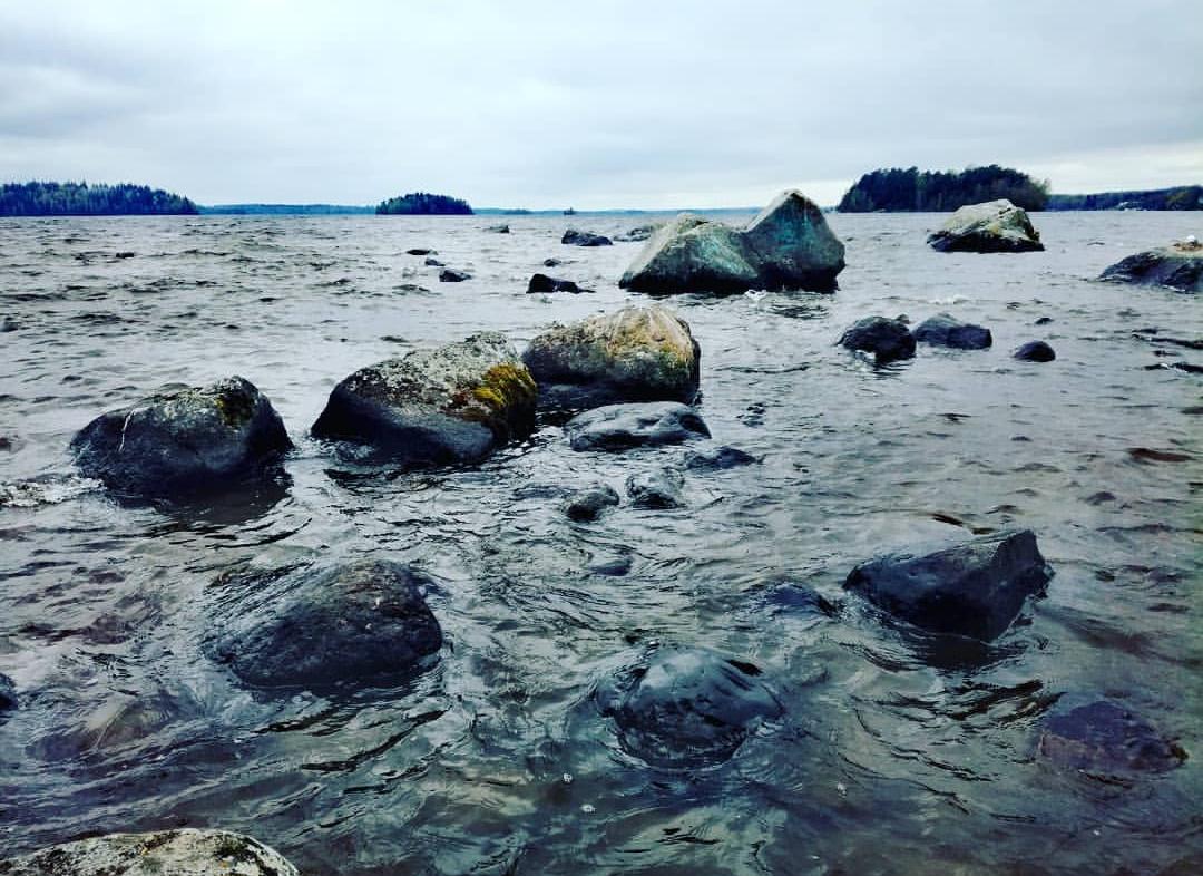 Rannan kivet
