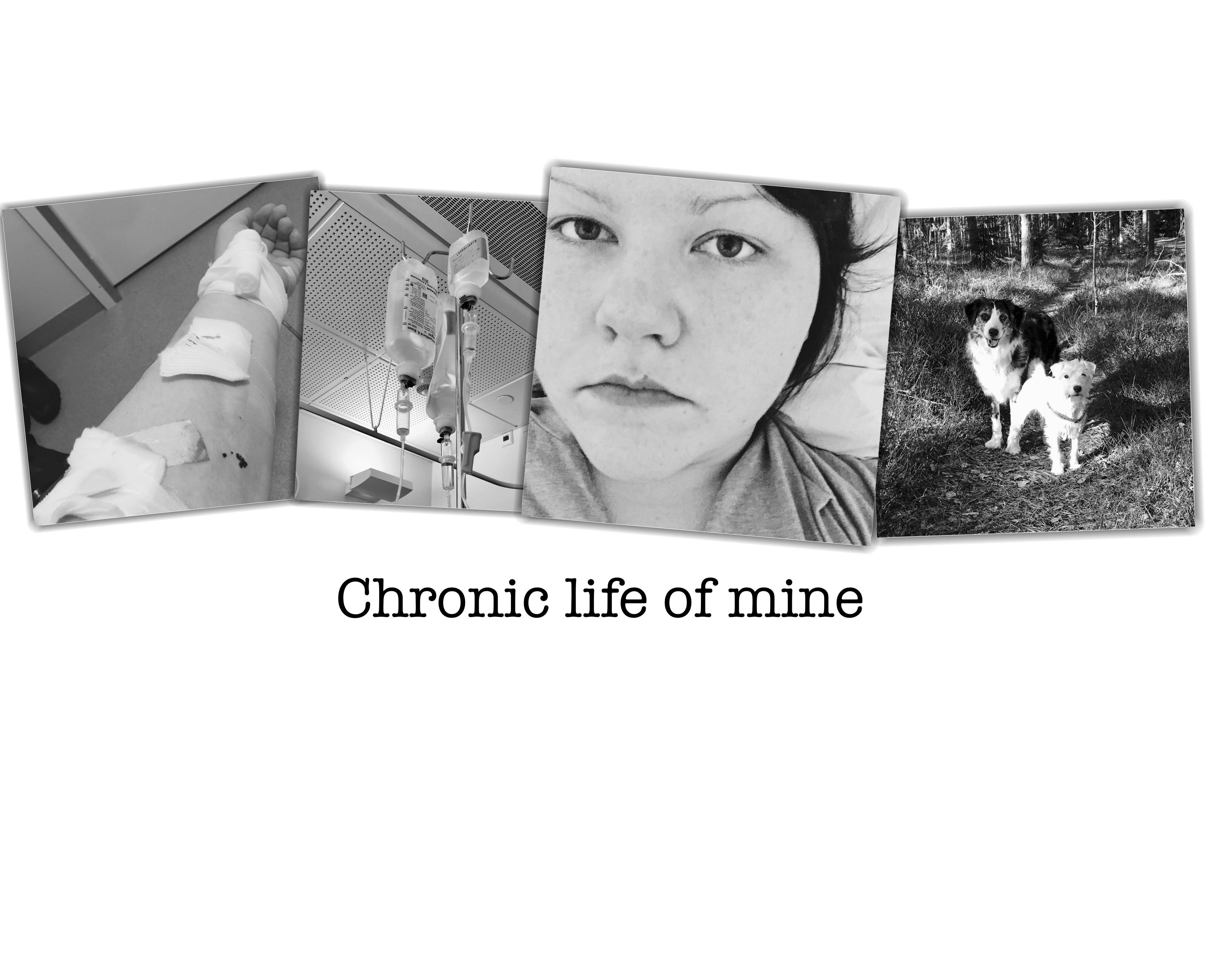 Chronic life of mine