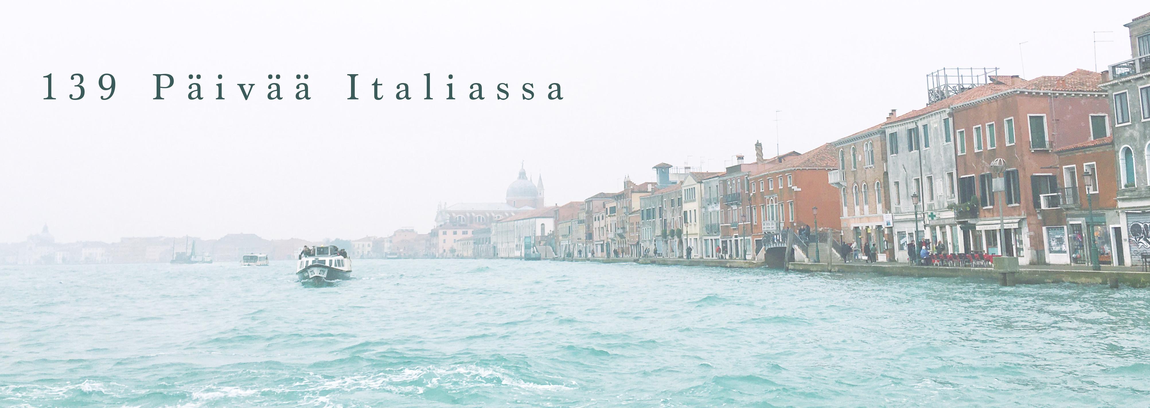 139 Päivää Italiassa