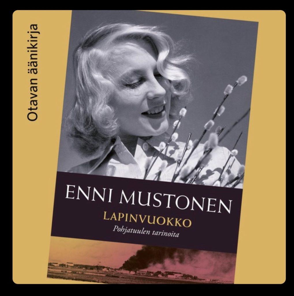 Enni Mustonen: Pohjatuulen tarinoita-trilogia