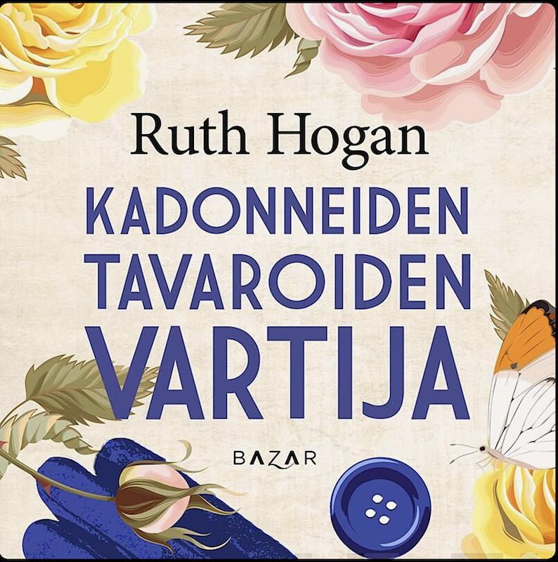 Ruth Hogan: Kadonneiden tavaroiden vartija
