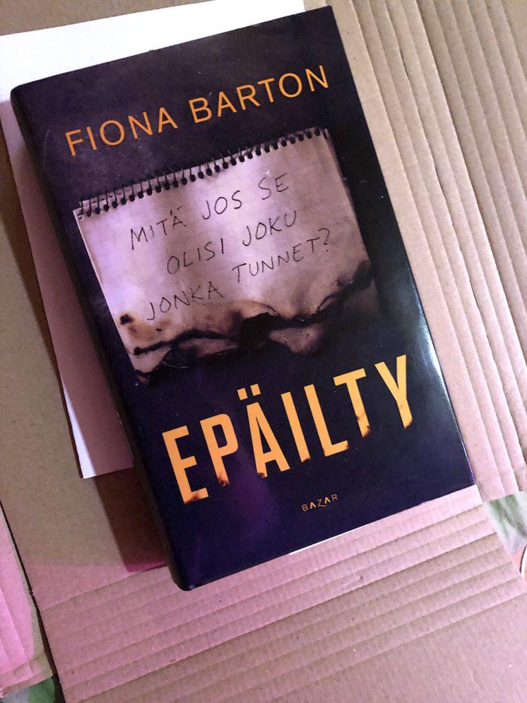 Fiona Barton: Epäilty
