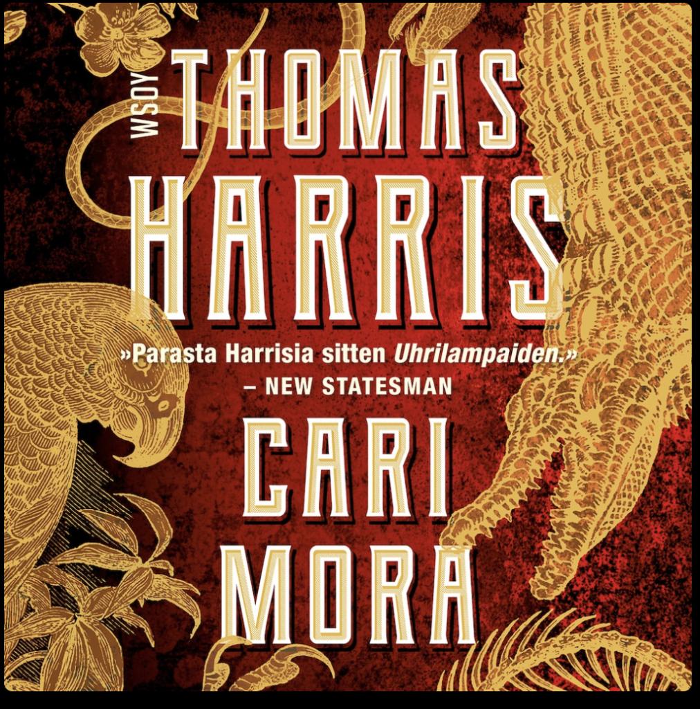 Thomas Harris: Cari Mora