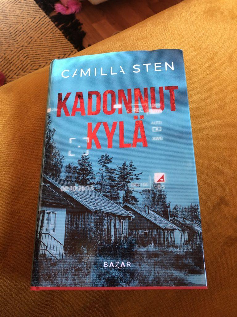 Camilla Sten, Kadonnut kylä
