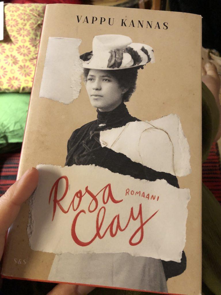 Vappu Kannas: Rosa Clay