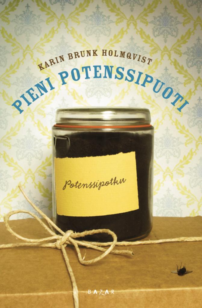 Karin Brunk Holmqvist: Pieni potenssipuoti