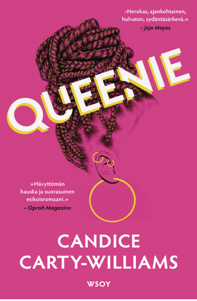 Candice Carty-Williams: Queenie