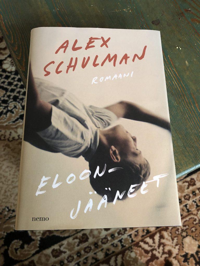 Alex Schulman: Eloonjääneet