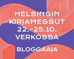Helsingin kirjamessut 2020 lippuarvonnan voittajat!