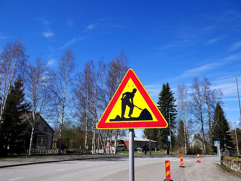 Asfalttimiehet, oi asfalttimiehet