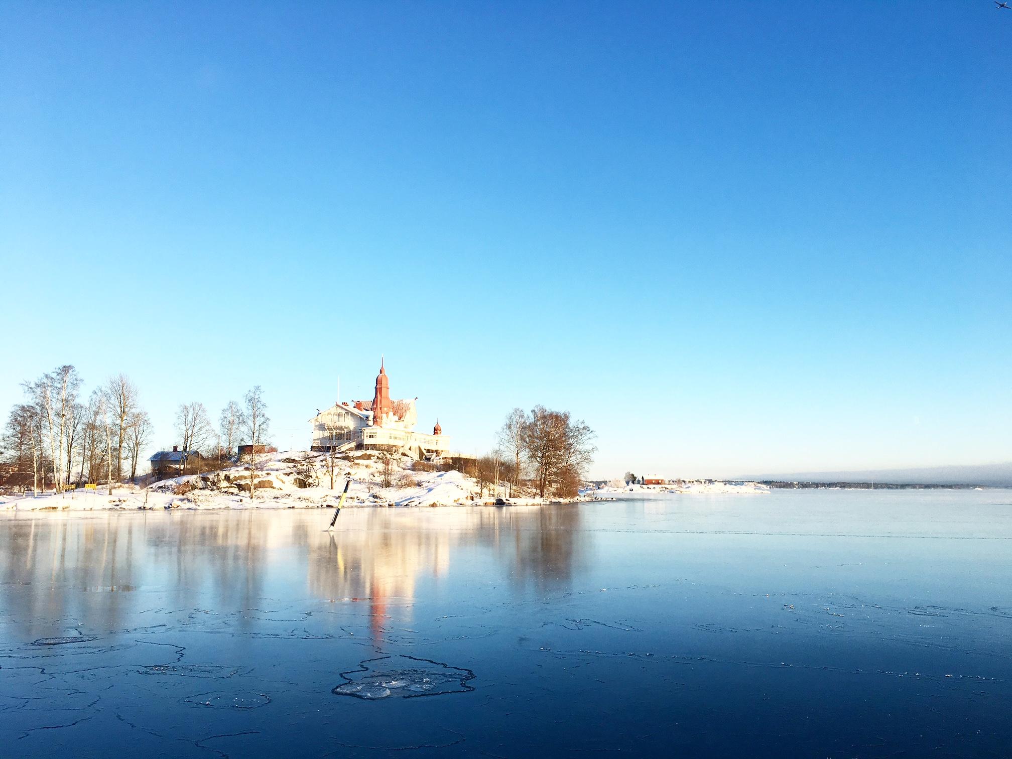 Helsinki stories