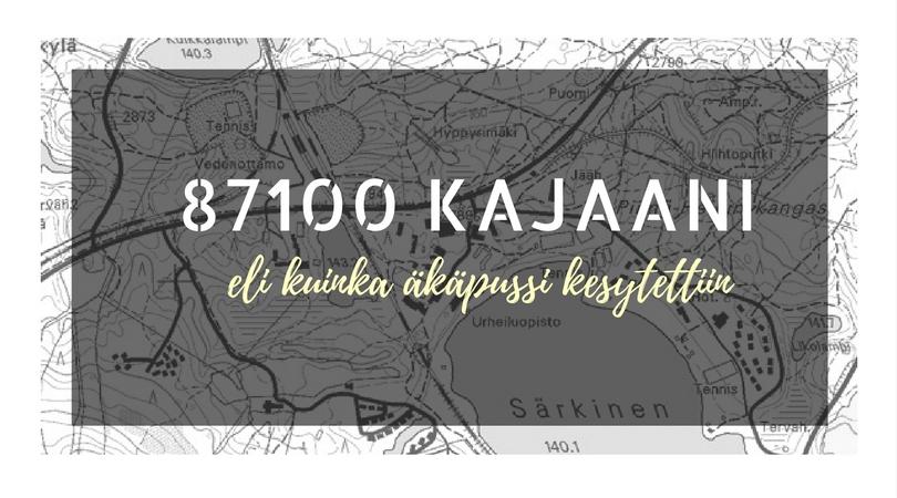 87100 Kajaani