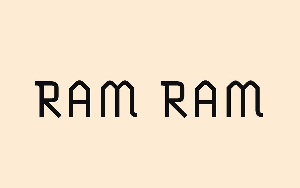 ramram