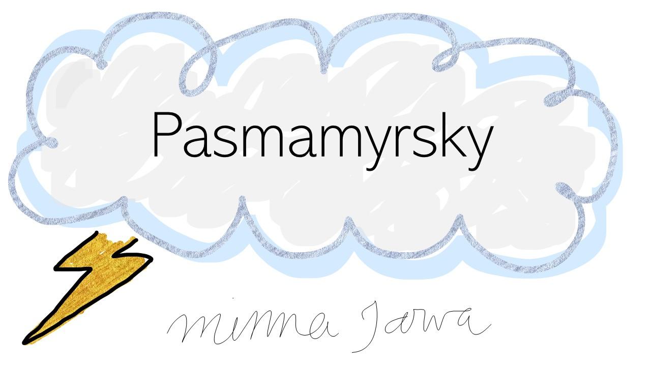 PASMAMYRSKY