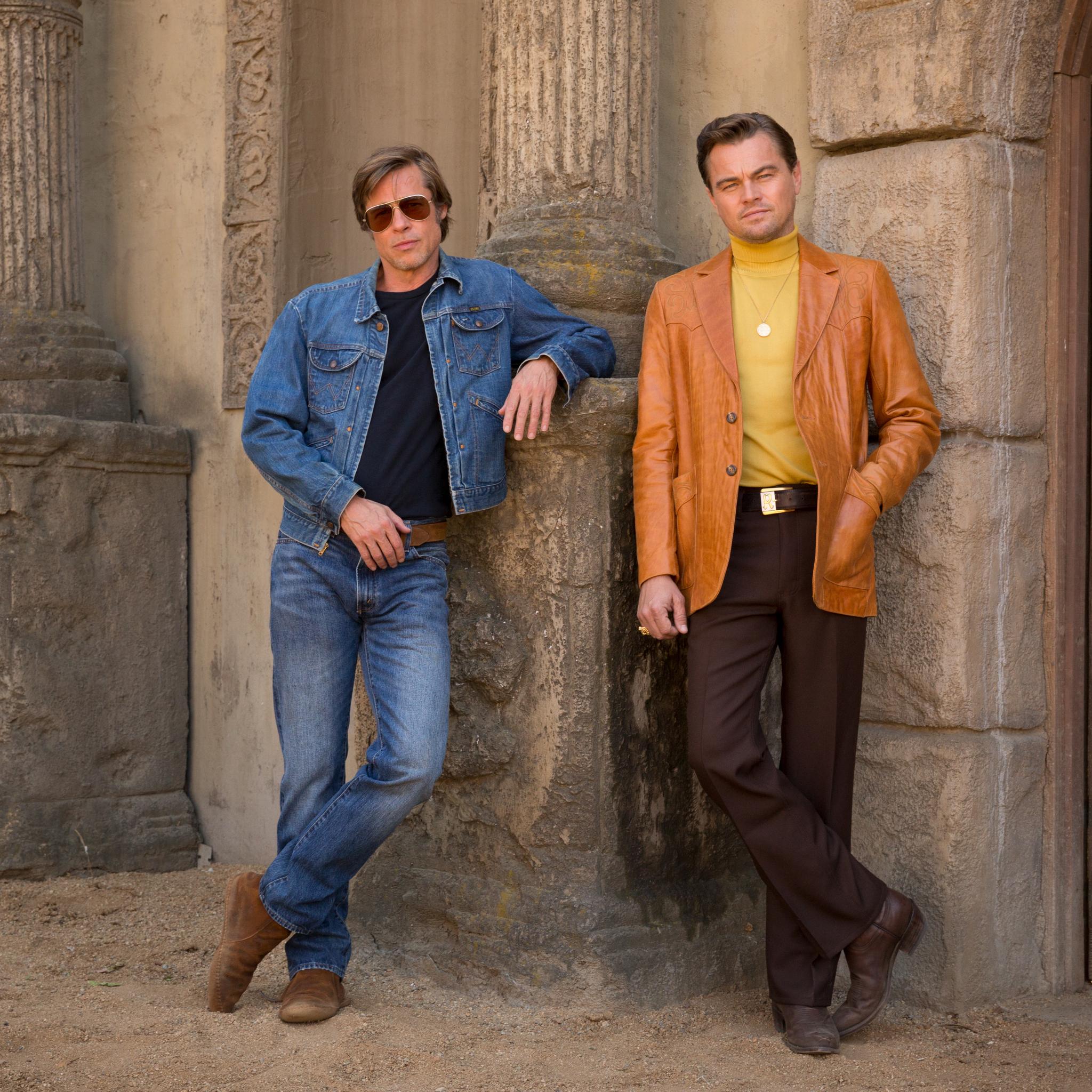 Kaksi mielenkiintoista uutuusleffaa: Once upon a time in Hollywood