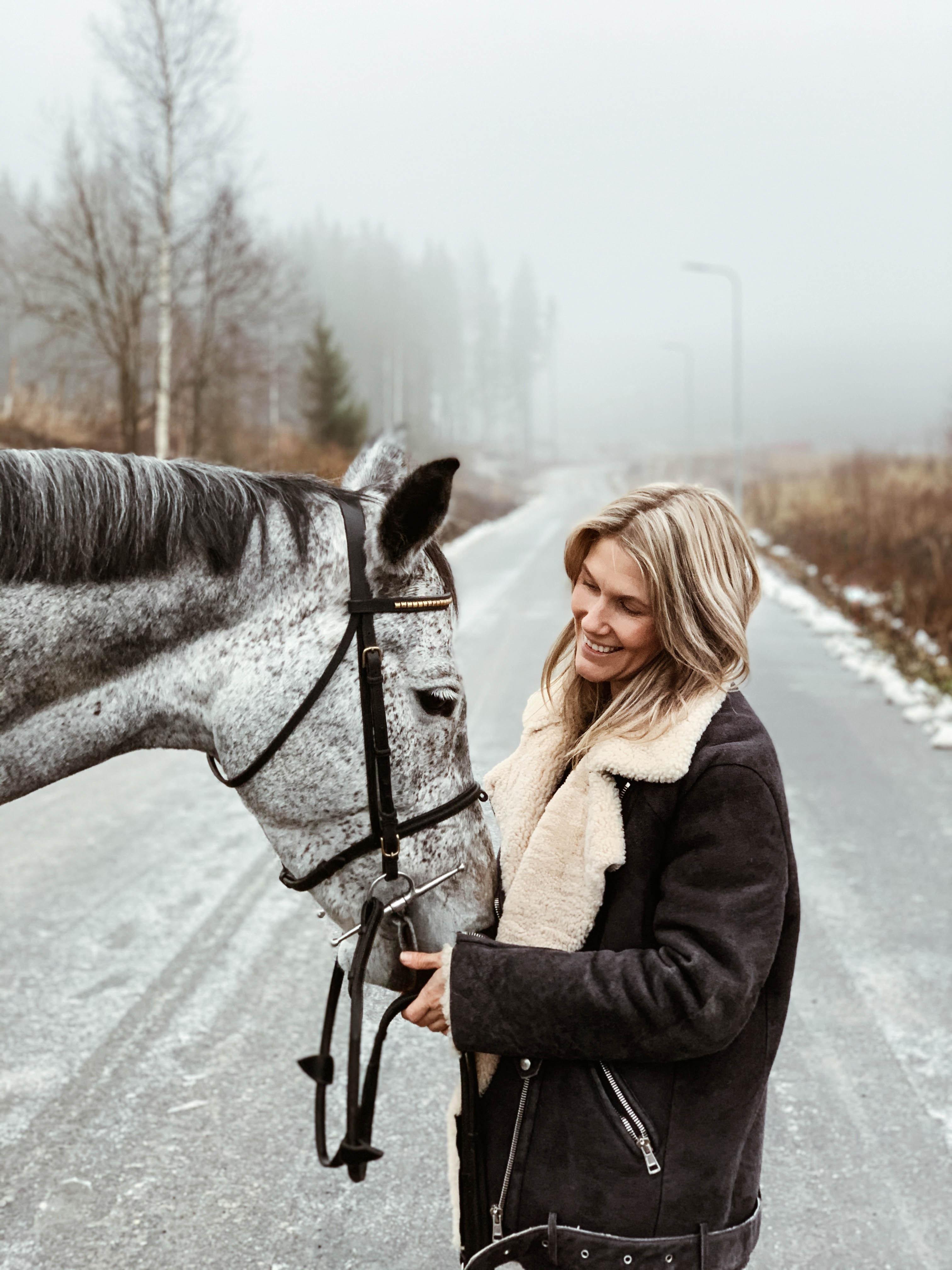 365 päivää hevosenomistajana