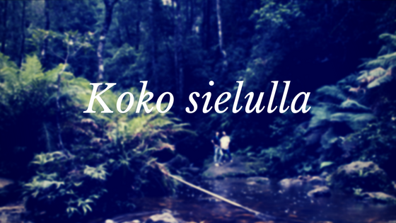 Koko sielulla