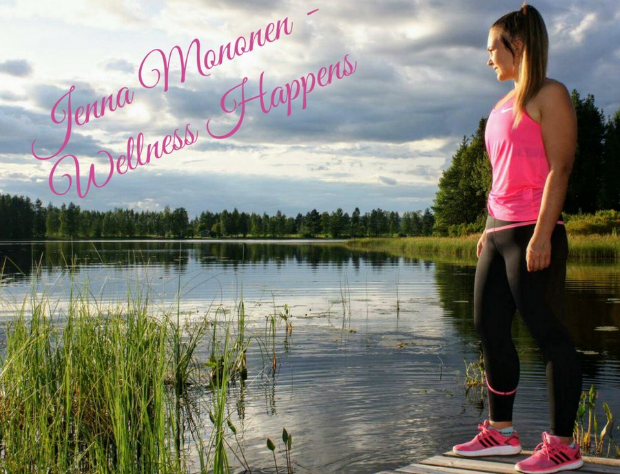 Jenna Mononen – Wellness Happens