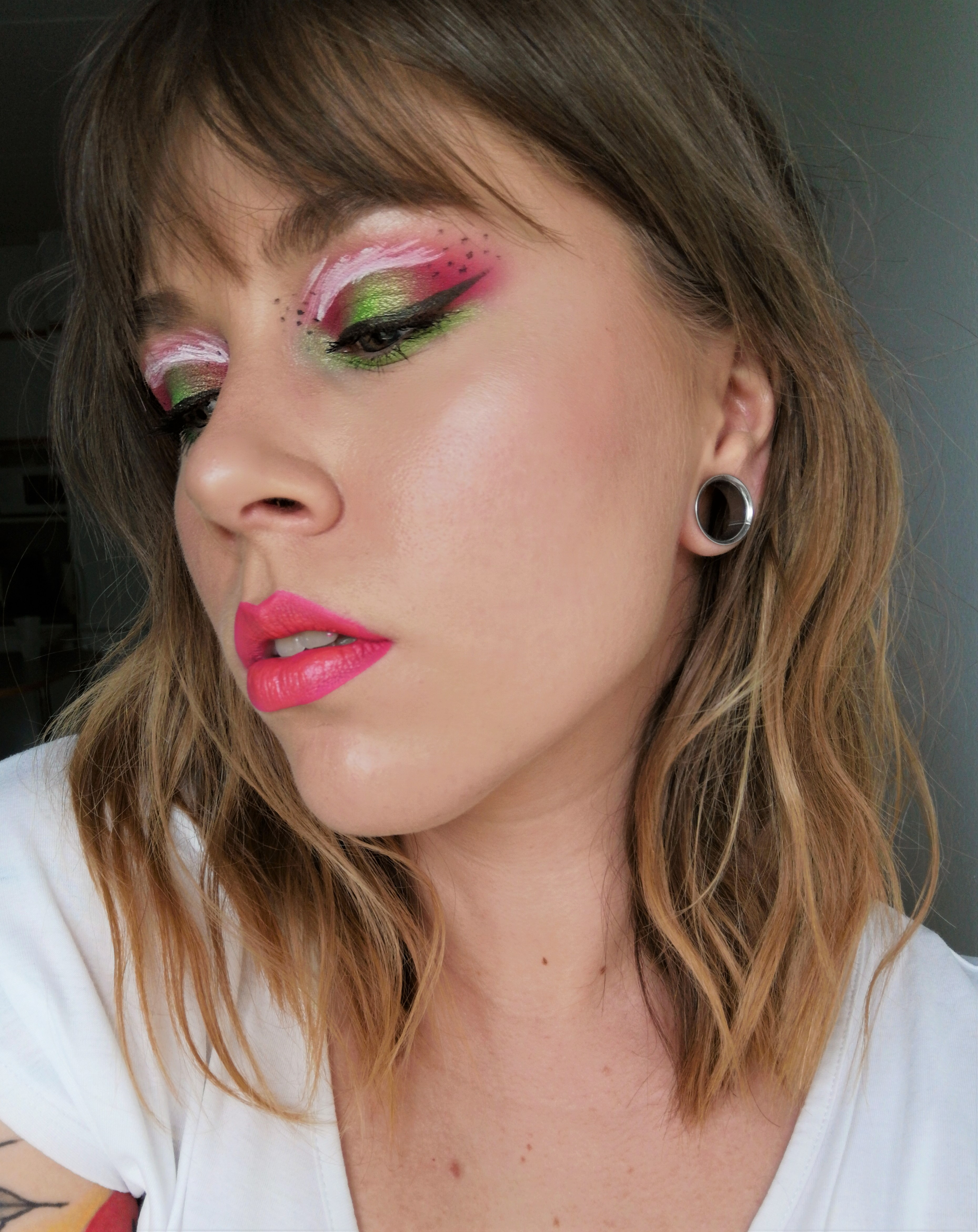 Kesän meikki-inspiraatio: Raikas vesimeloni