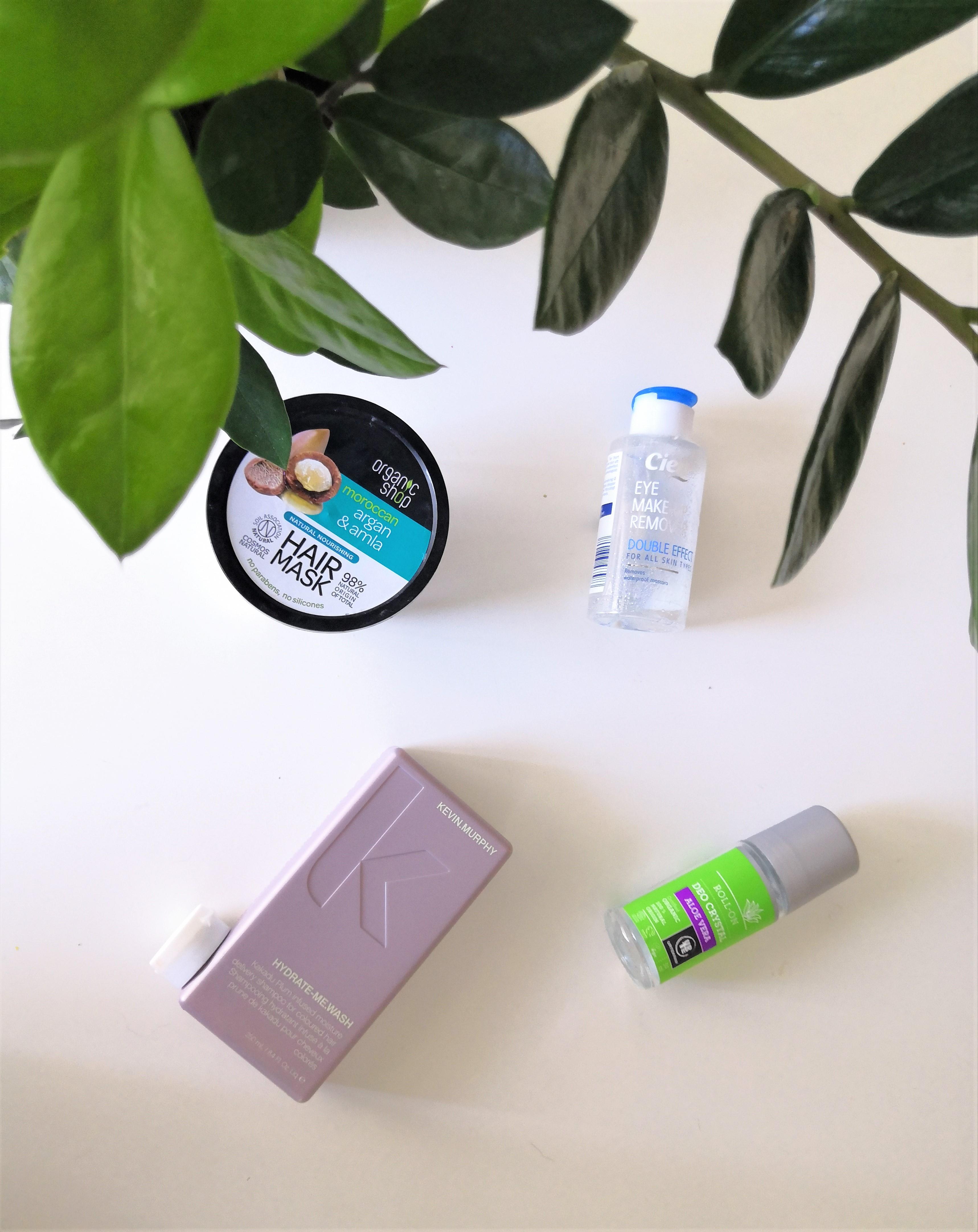 Empty bottles: Urtekramin deodorantti sekä Lidlin silmämeikinpuhdistusaine testissä!