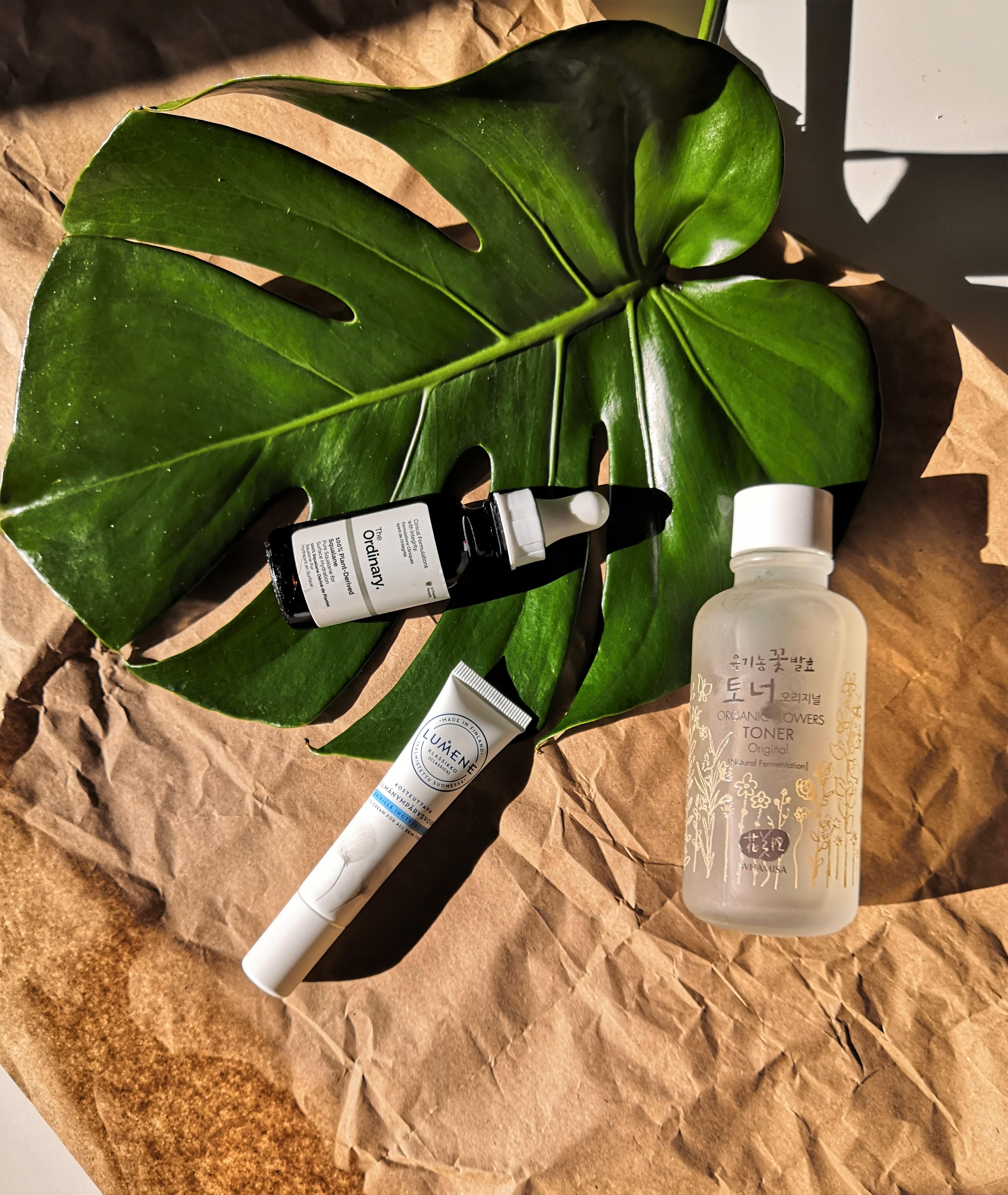 Päivitätkö sinä ihonhoitorutiiniasi loppuvuodeksi?