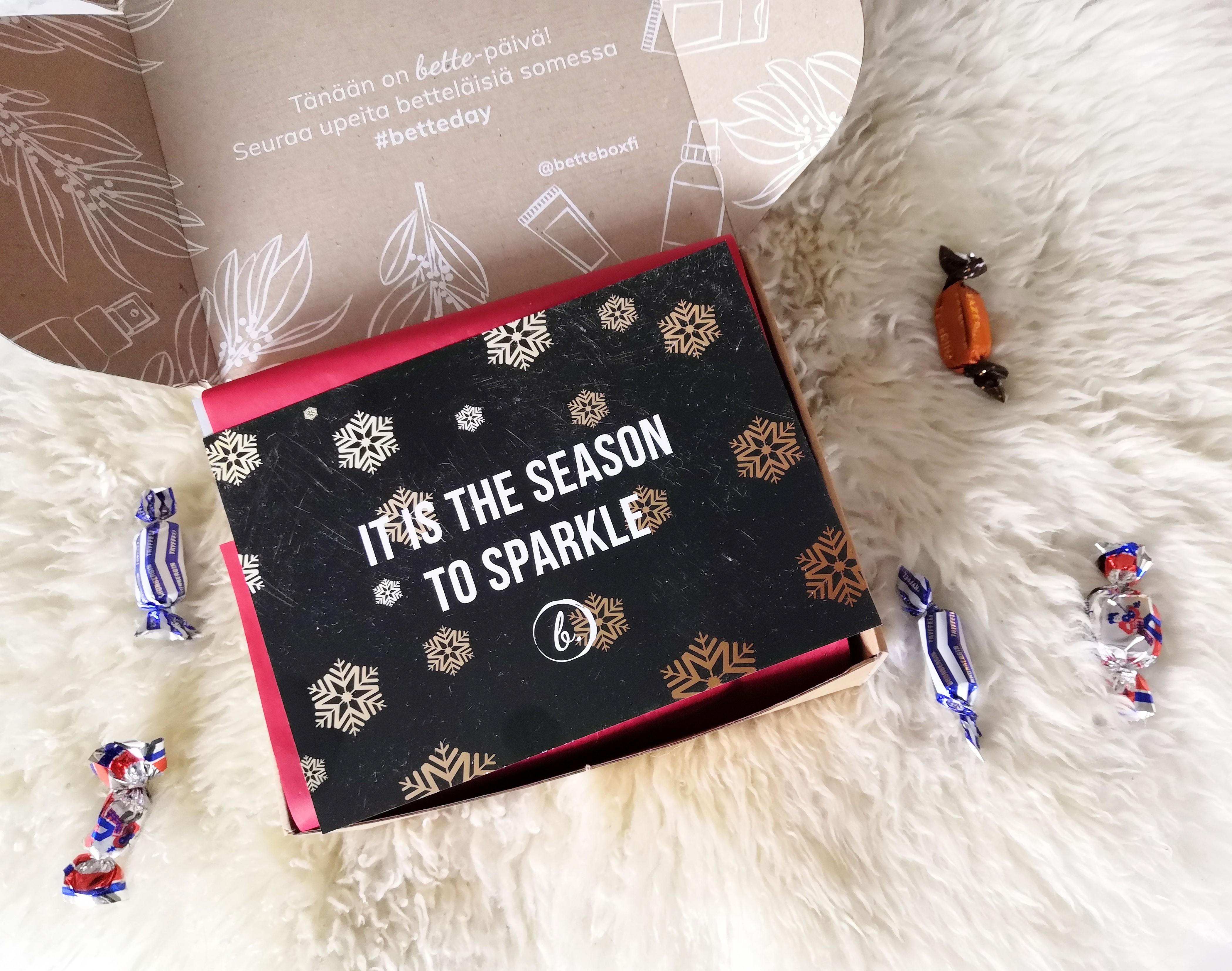 Joulukuun Bettebox