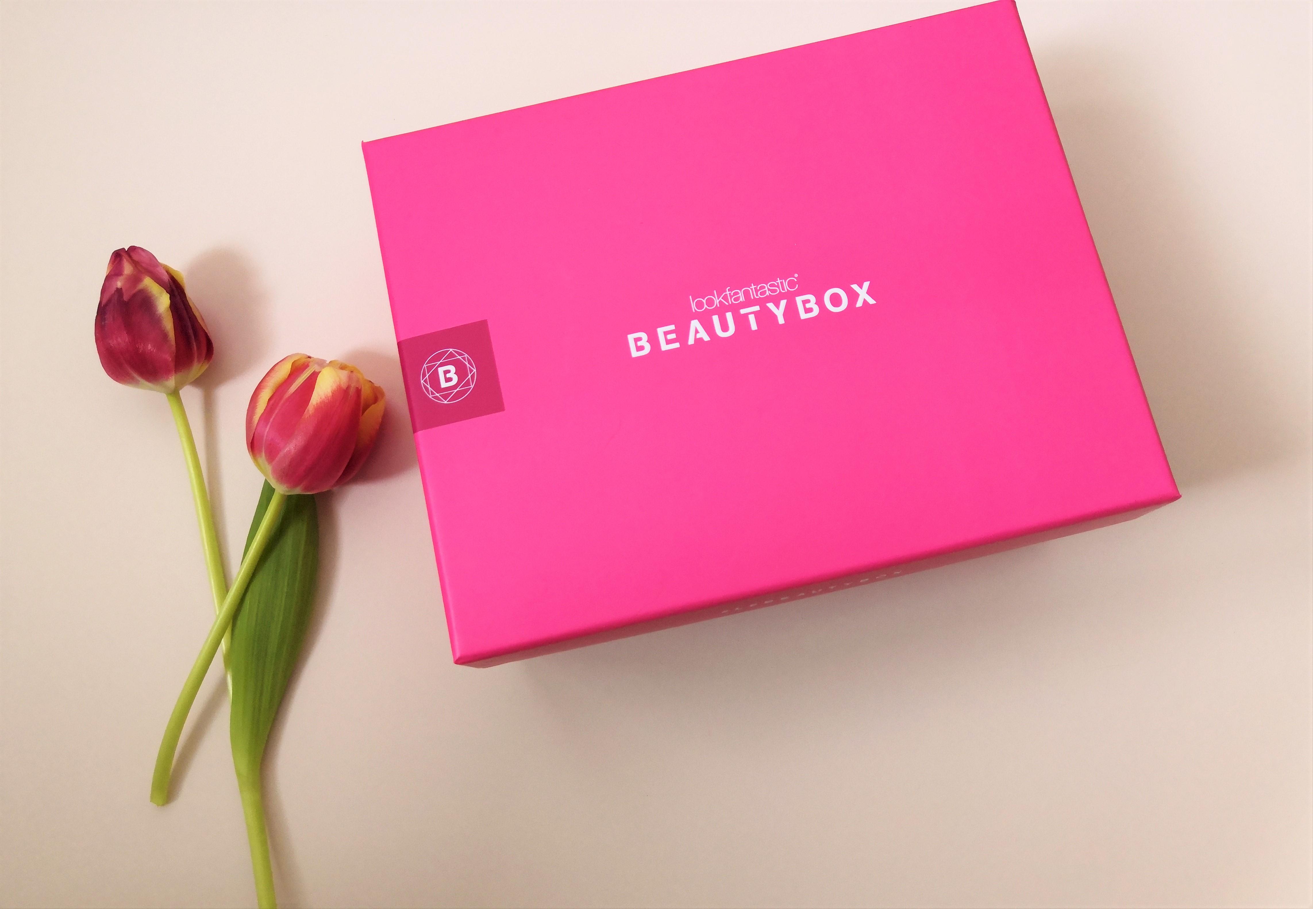 Lookfantastic beautybox: Amour edition