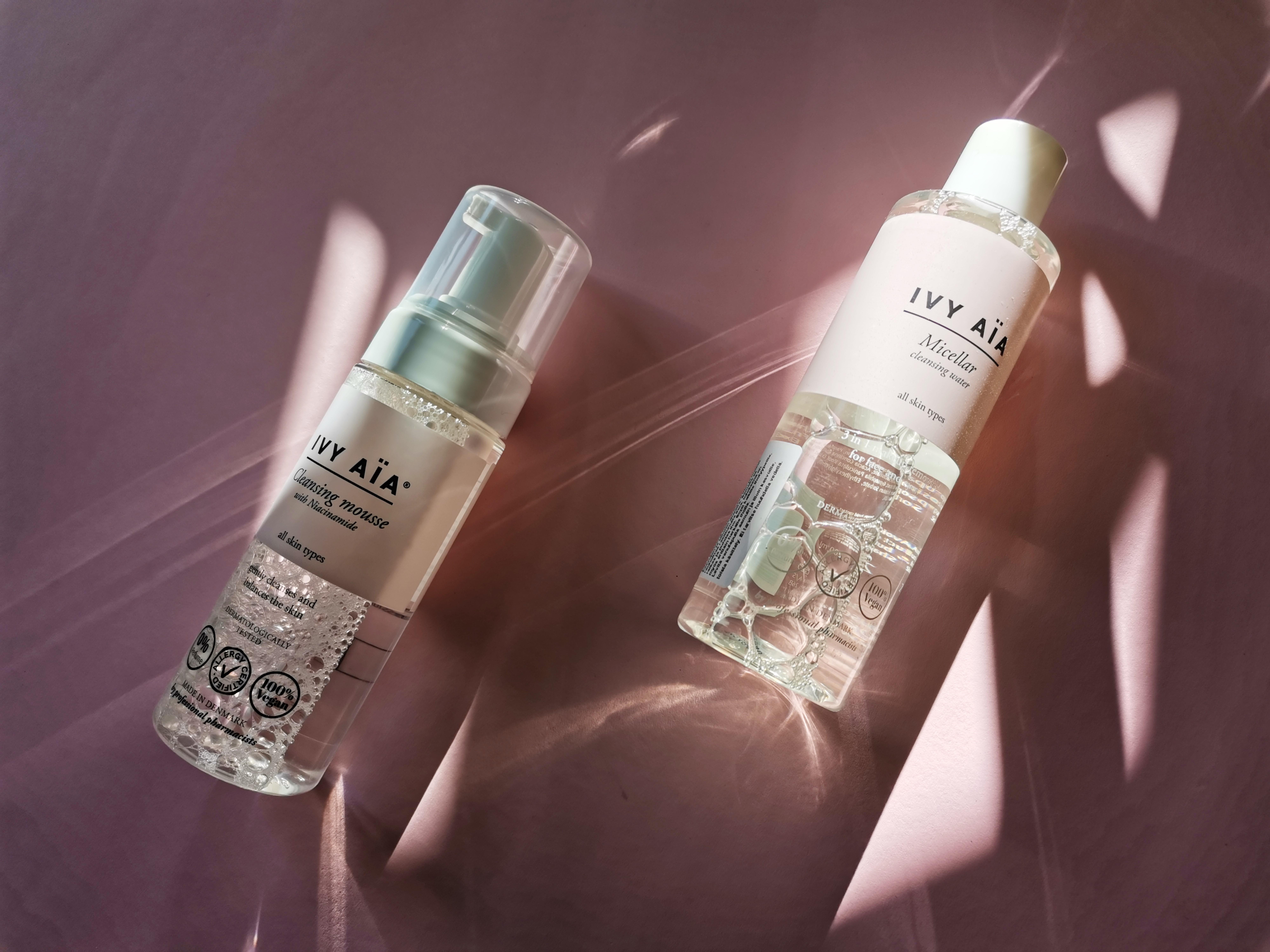 Tehokasta tuoksutonta kosmetiikkaa