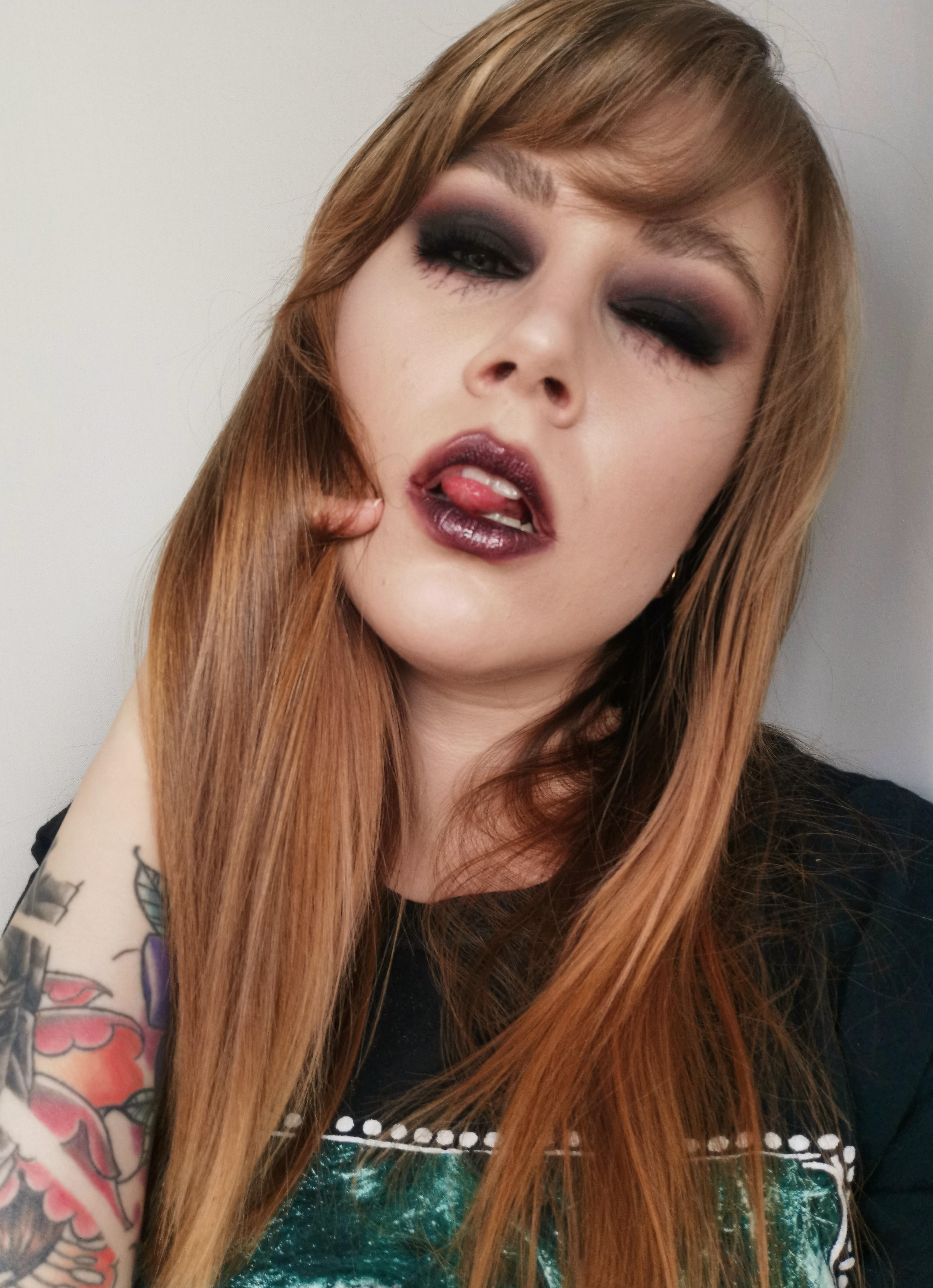 Vampyyrimeikki + Lookfantastic alekoodi