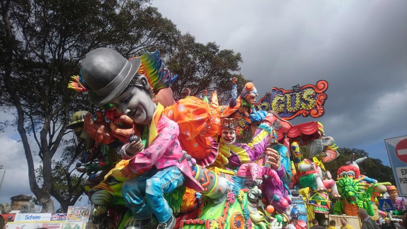 Maltan karnevaaliviikko
