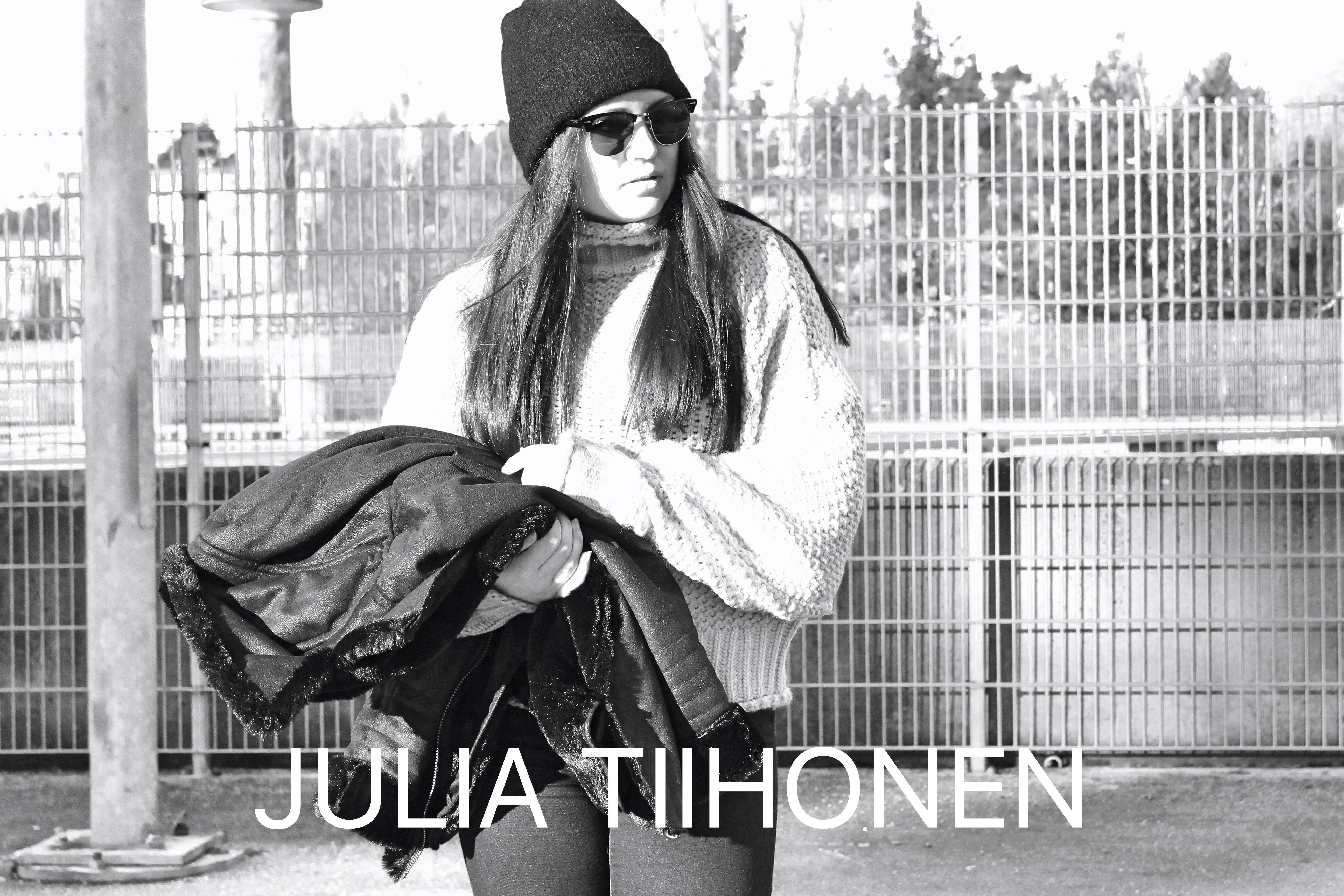 Julia Tiihonen