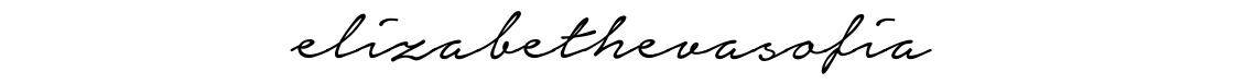 elizabethevasofia