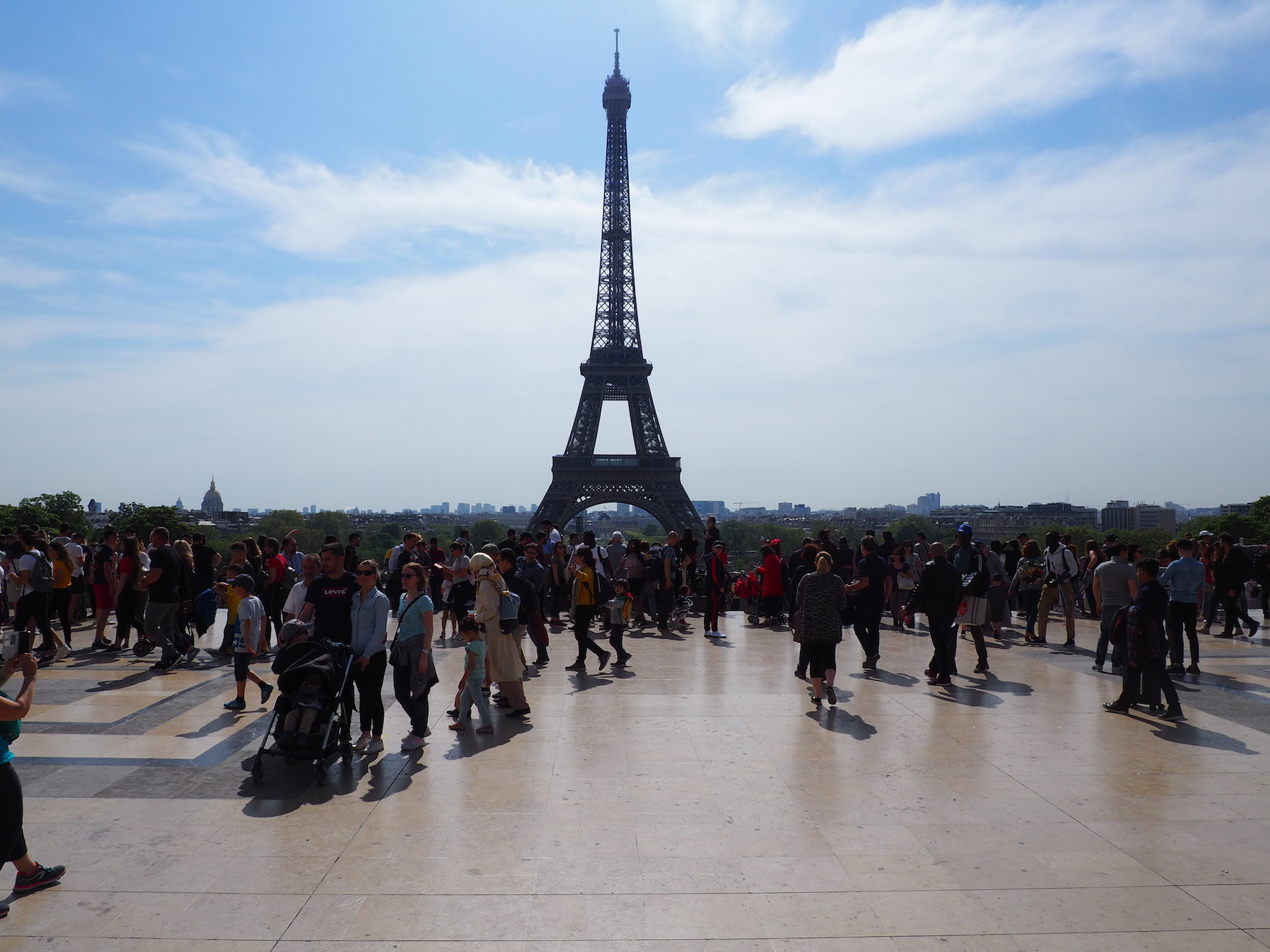 On Paris vielä dating joki
