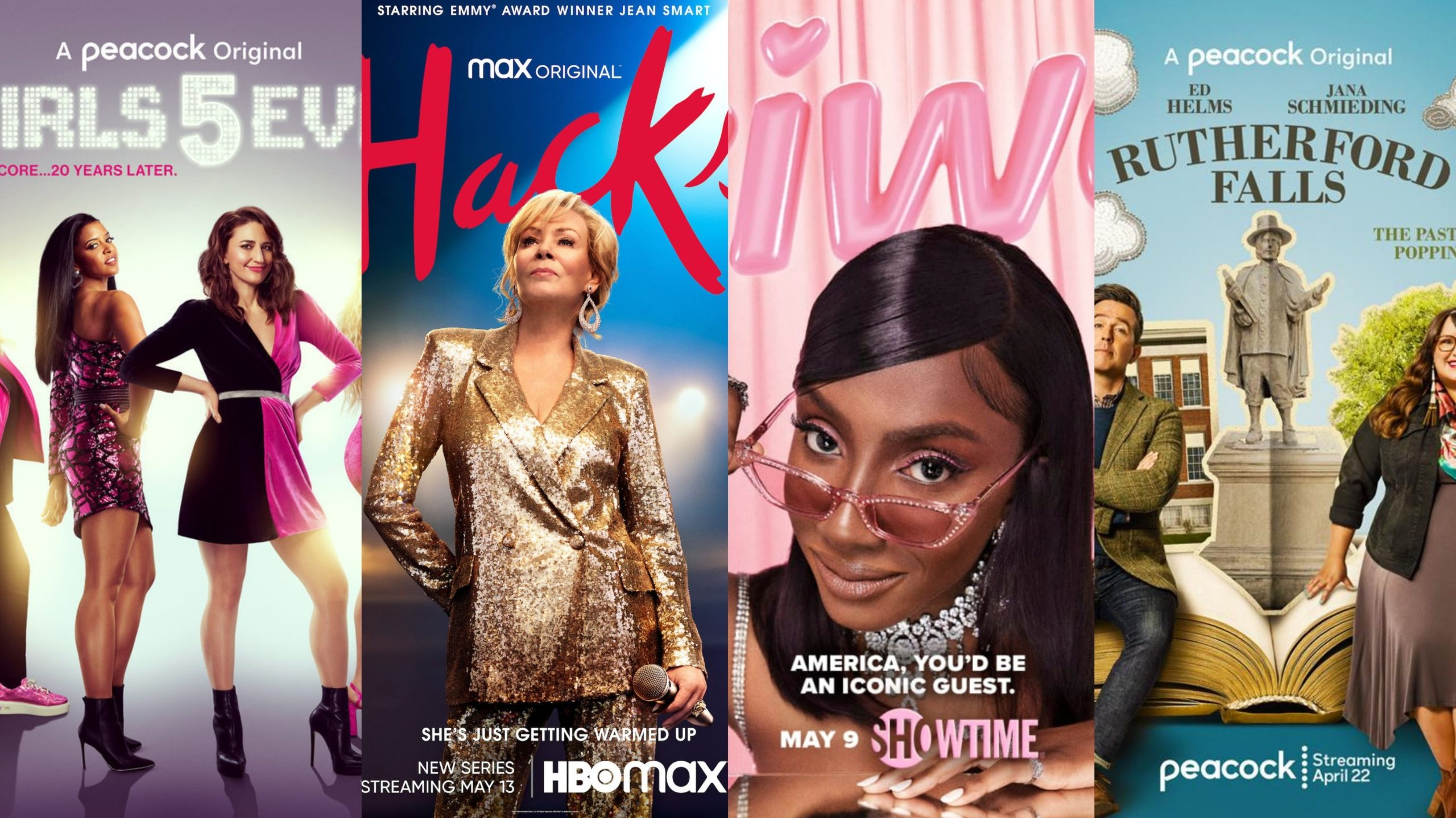 Neljä komediasarjaa, jotka on saatava katsottavaksi Suomeen