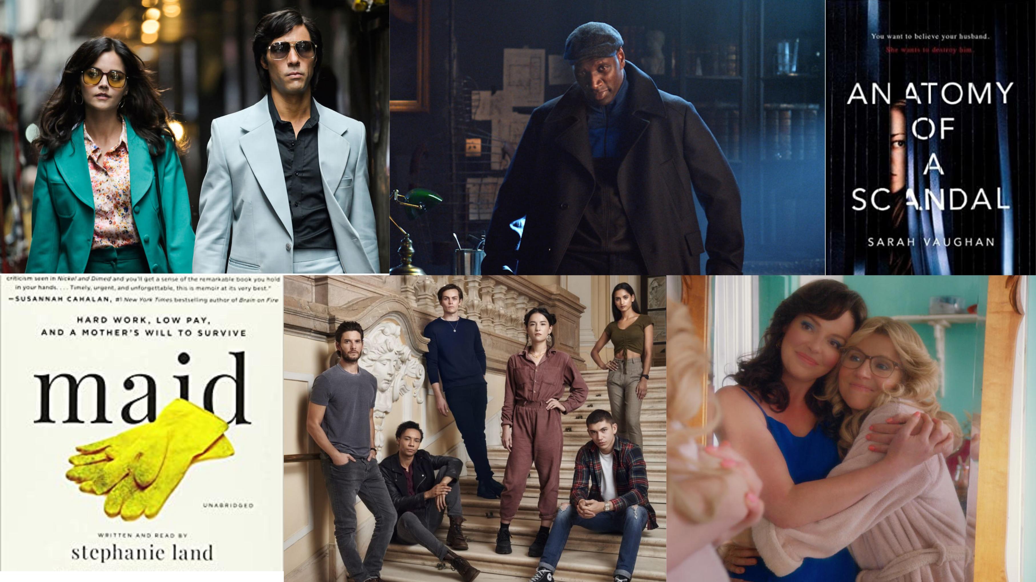 15 mielenkiintoista uutuussarjaa vuodelle 2021 (osa 2: Netflix)