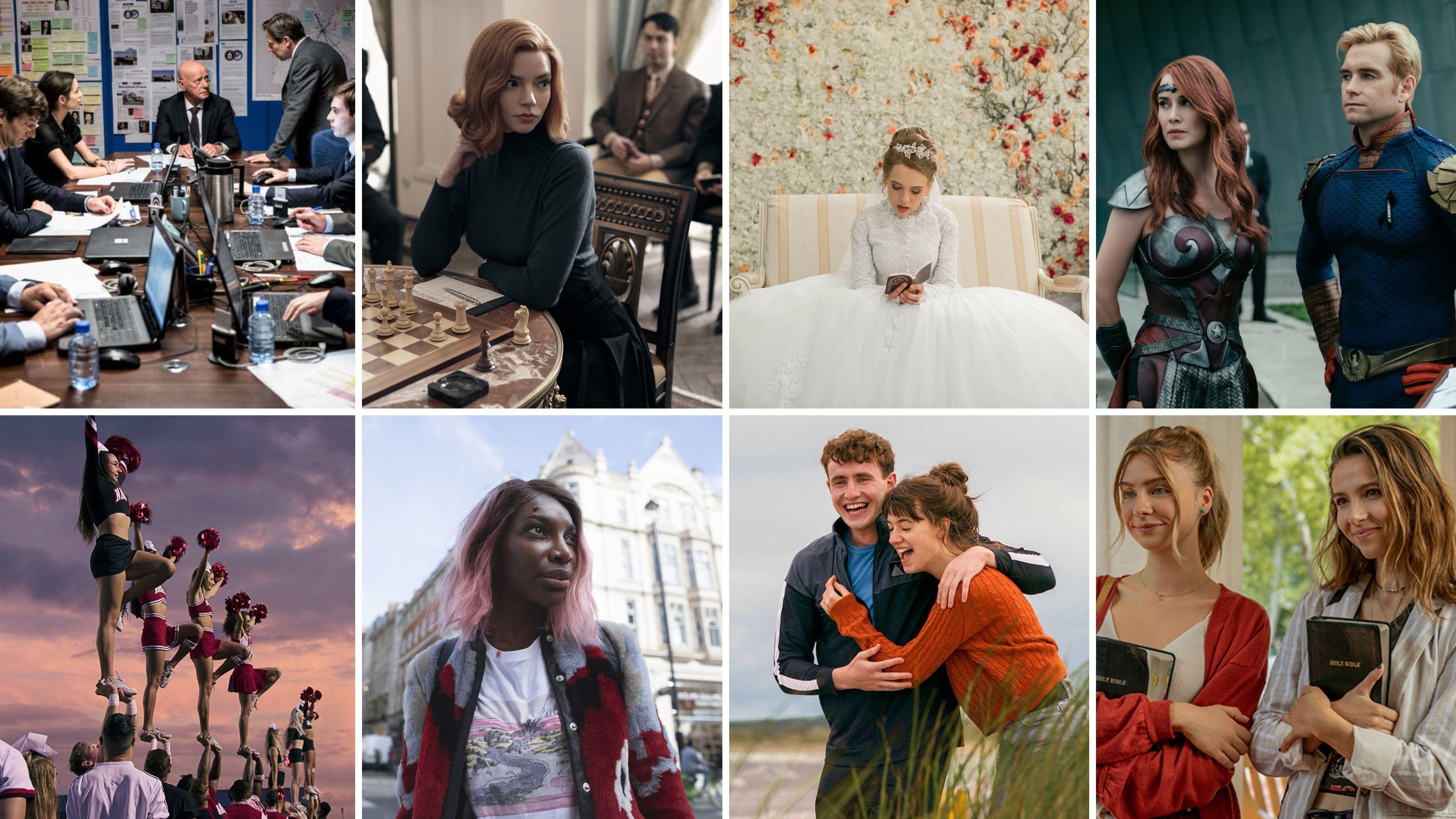 Vuoden 2020 parhaat sarjat (ja ne, joita en katsonut loppuun)