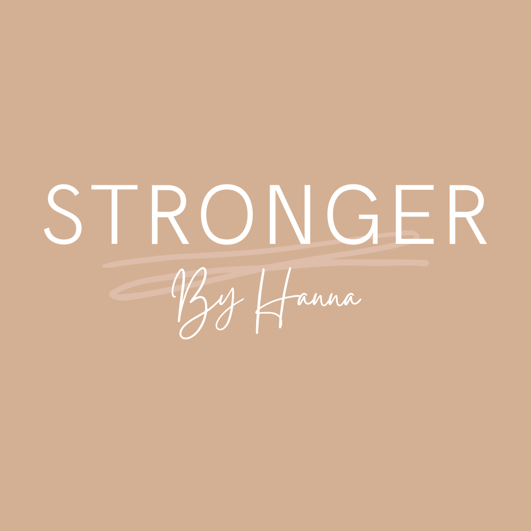 Stronger by Hanna