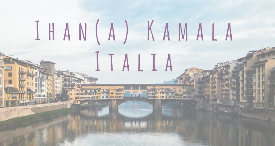 Ihana kamala Italia