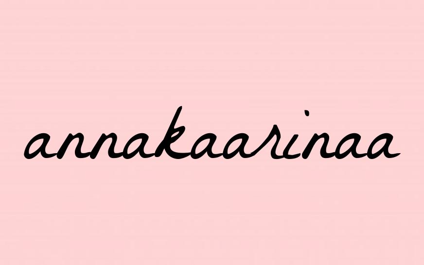annakaarinaa
