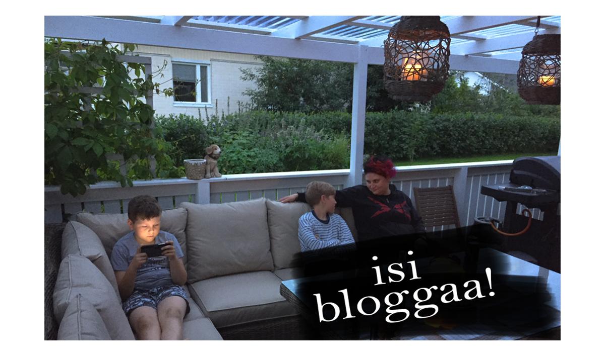 Isi bloggaa
