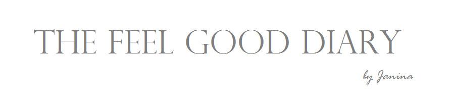 The Feel Good Diary