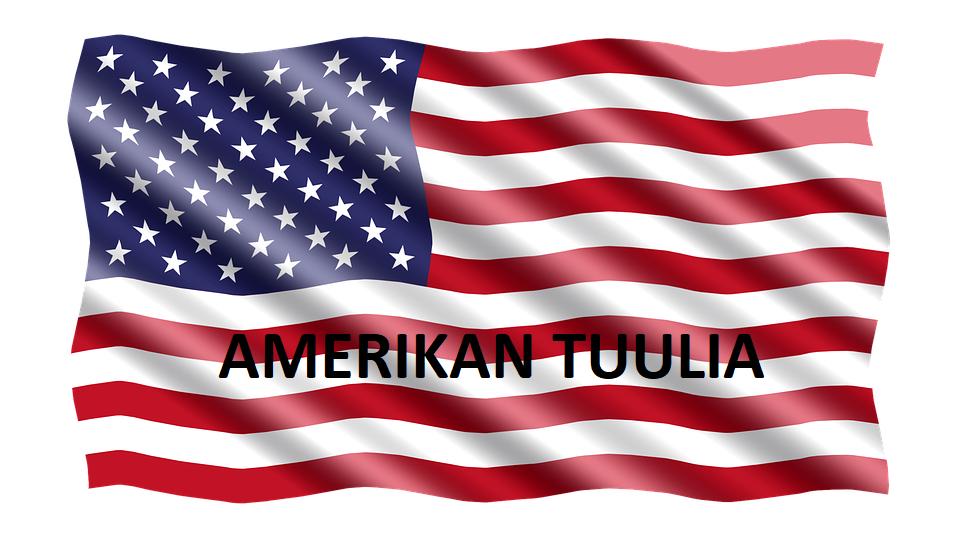 Amerikan tuulia