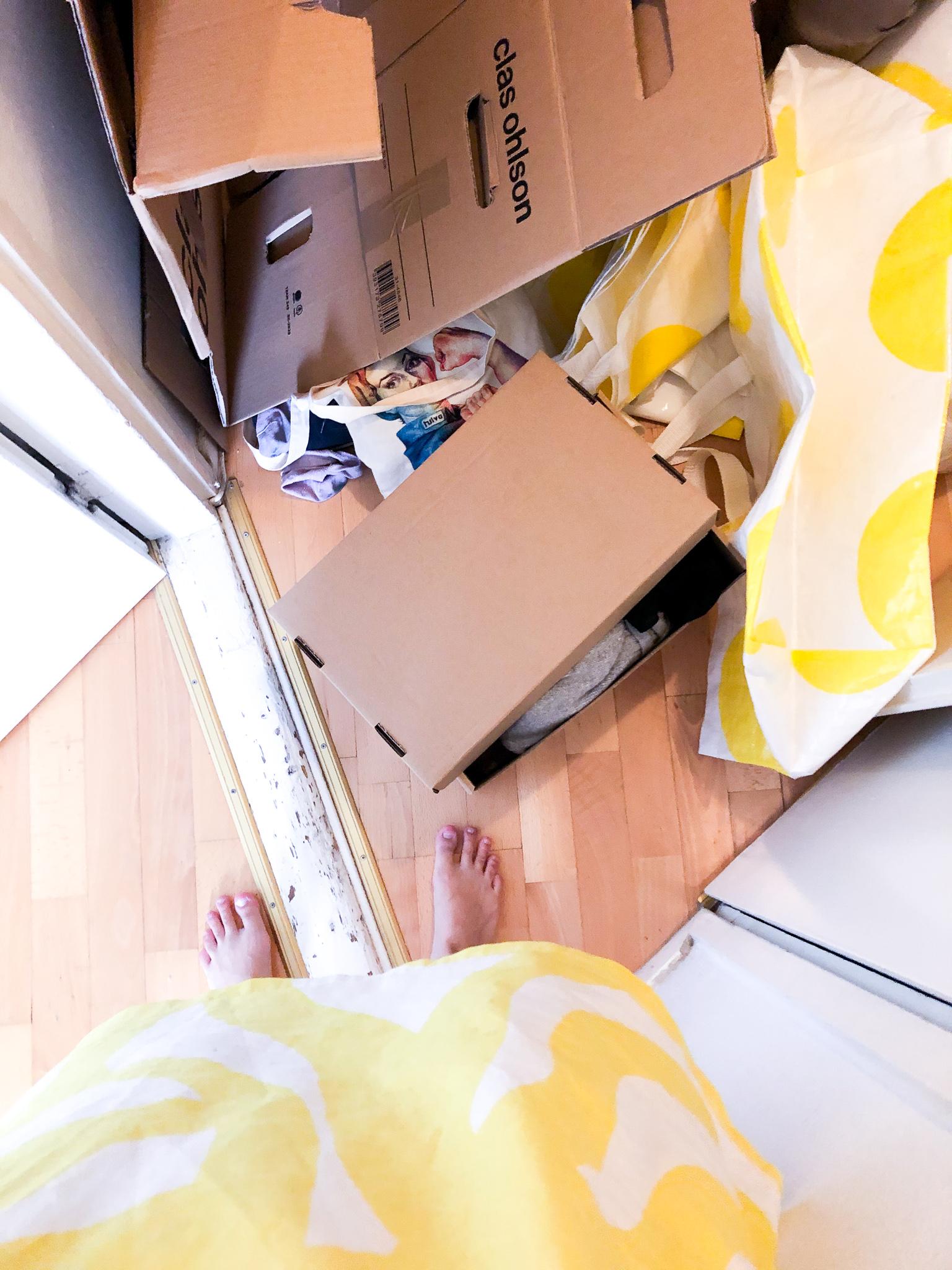 Elämä on roskalaatikoiden ostamista – ja muita kuulumisia