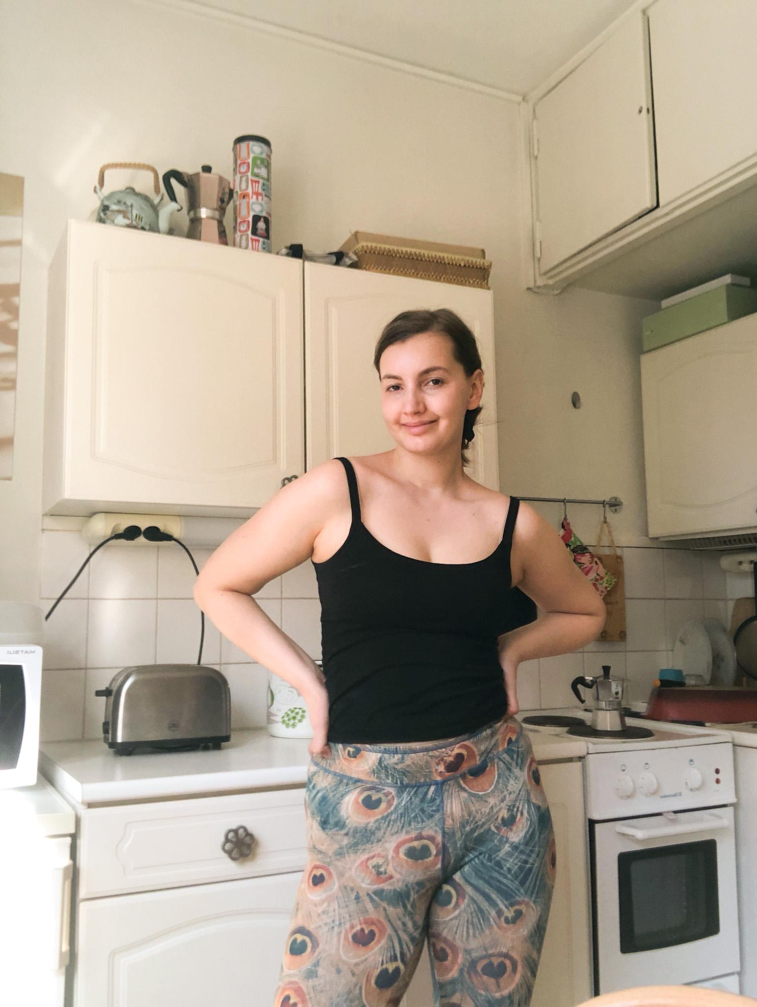 My week: äikänopen työviikko etäopetuksessa