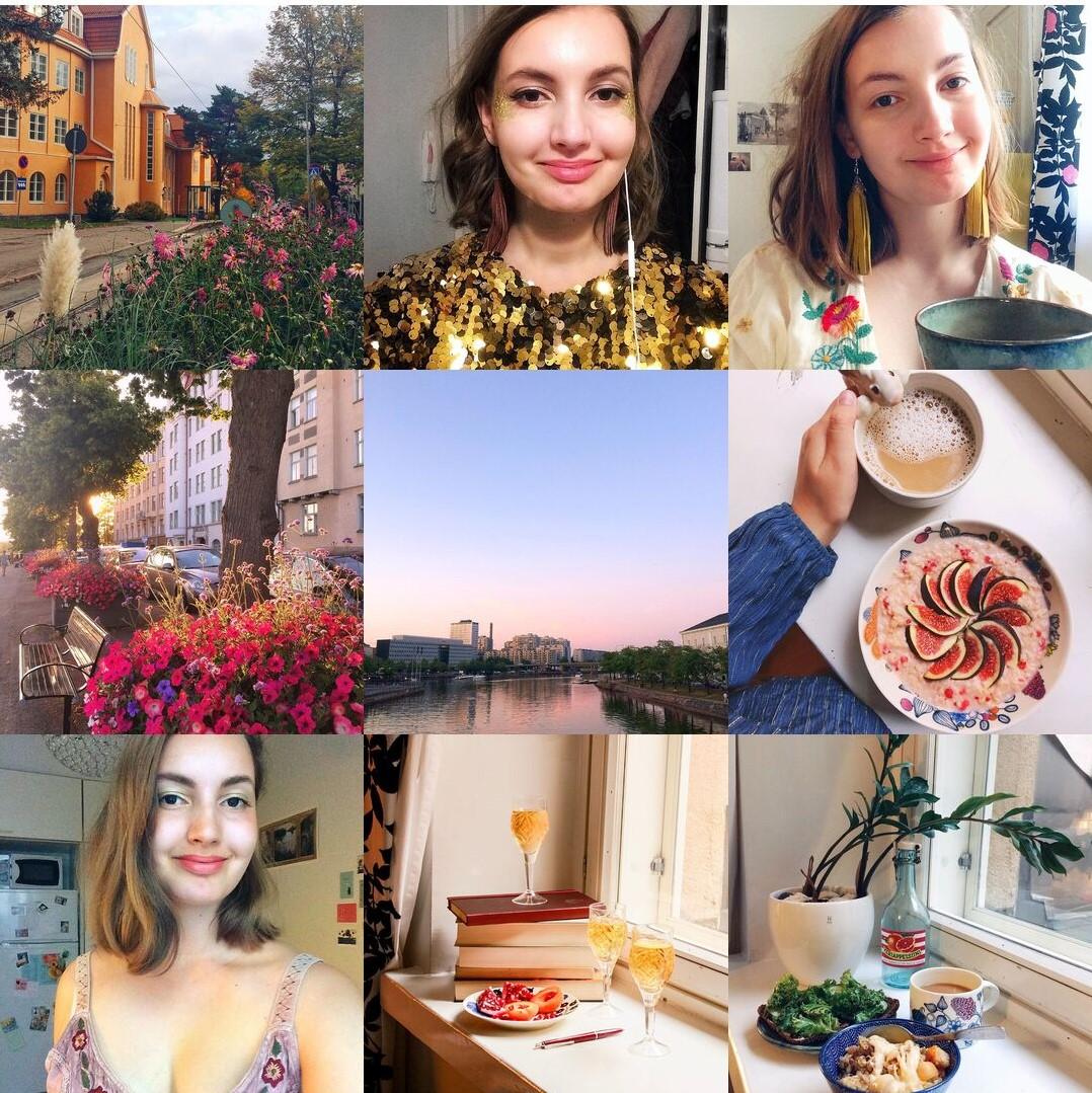9 instagram-kuvaa ja tarinoita niiden takaa