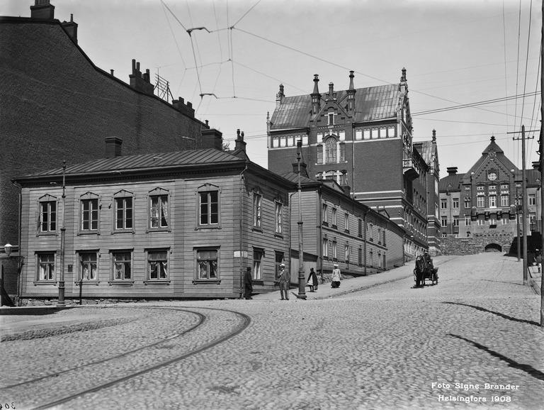 Signe Branderin kauneimmat Helsinki-kuvat
