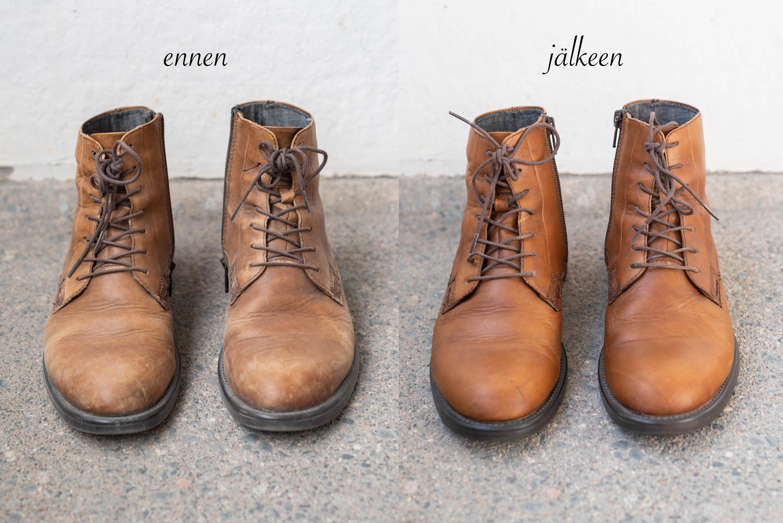 Itse tehty kenkävaha