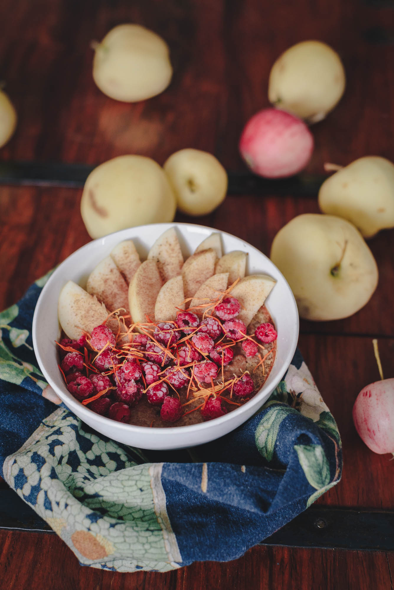 omenapuuro resepti ohje