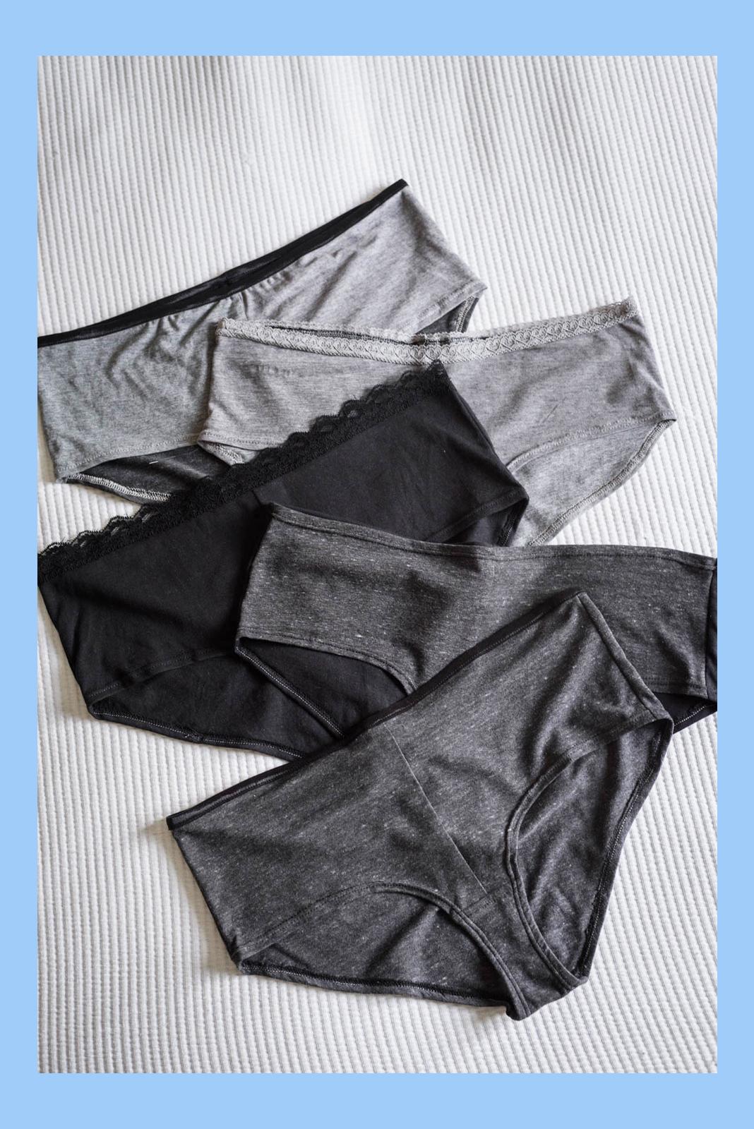 tee itse alushousut diy